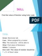 Teach Concepts- Resistor