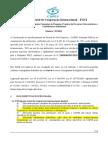 Programa Geral de Cooperação Internacional