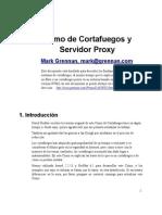 Cortafuegos y Servidor Proxy
