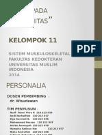 Lap Pbl II Muskulo Kel.11 (NYERI PADA EXTREMITAS)