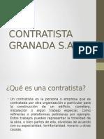 Contratista Granada Sac