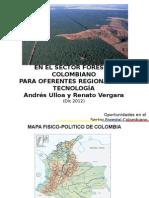 Oportunidades en El Sector Forestal e Industrial Maderero 2