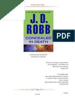 J.D. Robb - Serie Eve Dallas 47 - Oculto en La Muerte