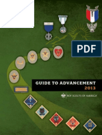 reference guide to advancement