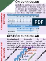 Gestion Curricular