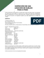 confeccindeunaliquidacindesueldo-111003185040-phpapp01