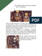 Manual de ajuste de la Carburación