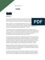 Alcocer Jorge, Crítica a Fallo Del TEPJF Sobre El PVEM, 8 Mayo 2015
