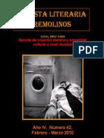 Revista Literaria Remolinos 42