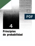 Capitulo 4 Principios de Probabilidad