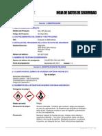 Msds Tintas Penetrantes - Penetrante Skl-sp2