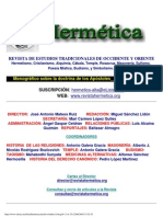 Revista Hermética Monografico Nº4