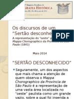 II Simpósio Brasileira de História da Cartografia