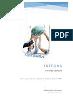INTEGRA Manual Operacional