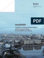 2013 Edition Guidelines on Climate Change Adapted Urban Planning and Design ENG