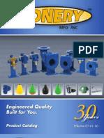 Conery Mfg Inc Product Catalog 2010