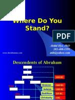 En Where Do You Stand