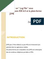 """Créer Un """" Log File """" Sous"""
