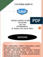 Powerpoint Efusi Perikardium