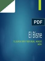Ejemplo de portada de negocios para portafolio