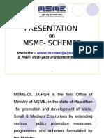 Msme Presentation - New 2015