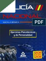 Libro Psicotécnicos y personalidad CNP
