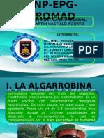 Algarrobina - PPT
