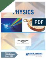 Acc Sample Physics