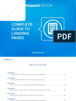 Landing Pages eBook 1