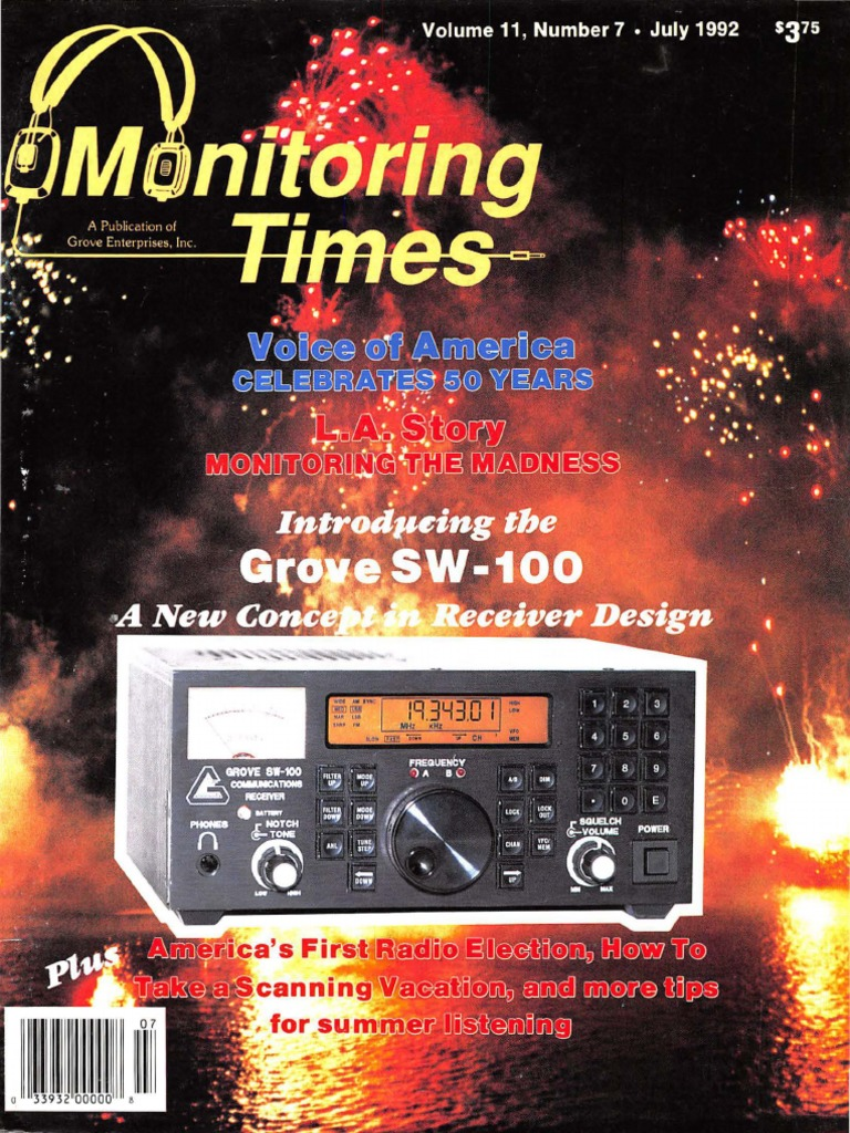 07 july 1992 radio broadcasting solutioingenieria Images