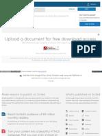 Www Scribd Com Upload Document Archive Doc 166525907 Escape