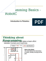 01Robotics - Programming Basics