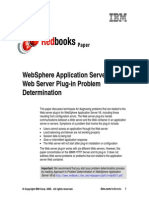 WebSphere Application Server V6 Web Server Plug-In Problem Determination