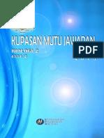 Kupasan Mutu Jawapan Bio Paper 2 Thn 2013
