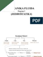 Hidrostatika