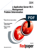 WebSphere Application Server V6.1 Workload Management Problem Determination