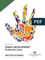 Fingal Development Plan 2011-2017