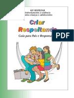 Livro3 Kit Respeitar Criar Respeitando Pais