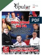 El Popular 307 Órgano de Prensa Oficial del Partido Comunista de Uruguay