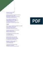 Garhwal Poems