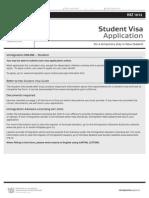 Nwe Zealand Visa Application