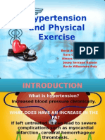 P3. Hypertension and PA