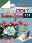 CSAT - Logical Reasoning & Analytical Ability by Dr. M.B.Lal & Ashok Gupta ~Stark