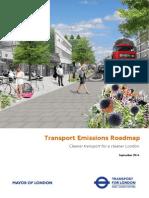 Transport Emissions Roadmap