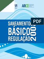 Livro Saneamento Basico Regulacao 2008