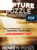 The Rapture Puzzle - Putting the scriptural pieces together