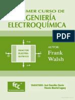 Ingenieria Electroquimica Un Primer Curso