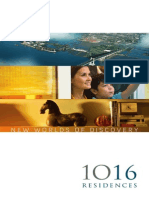 1016 Residences (E-Brochure)
