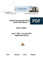 2013 2014 Career Ladder Outline