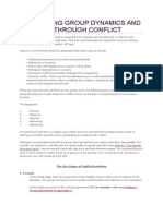 FACILITATING GROUP DYNAMICS AND WORKING THROUGH CONFLICT.docx